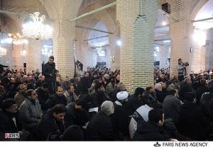 مسجد جامع بازار (در فراق اخلاق الهی)