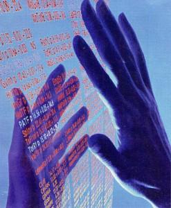 لمس اطلاعات (چقدر نزدیک؟ آینده تکنولوژی ارتباطات چیست؟)