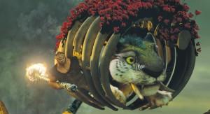 برگرفته از کشتی نوح (چگونه مدرنیسم میمون هایش را از غار دین نجات داد! ؛ نقد، تحلیل و بررسی انیمیشن کرودز the croods)