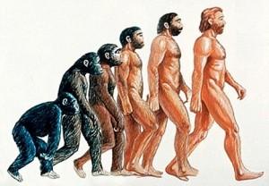 تکامل ادعایی داروین