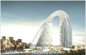 آیا واقعا اتکینز این برج را با الهام از هشت و به نیت  امام رضا (علیه السلام) طراحی کرده است؟!!!!