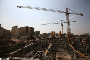 ساخت و ساز دز کنار یکی از ارزشمندترین بناهای تهران و ایران (طرح هایی از نا کجا ۳ : میدان بهارستان ؛ چه کسی پاسخگو خواهد بود؟!)